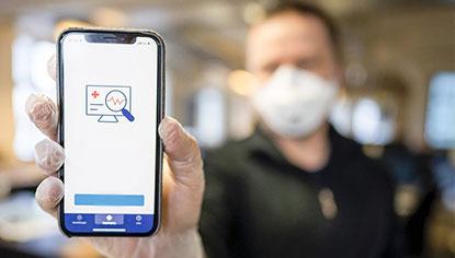Covid-19 scelta la nuova app di tracciamento dei contagi - si chiama Immuni-featured